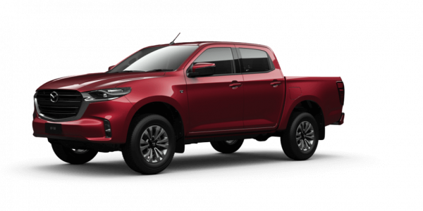 2020 MY21 Mazda BT-50 TF XT 4x4 Pickup Utility