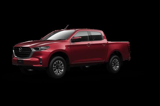 2020 MY21 Mazda BT-50 TF XT 4x4 Dual Cab Pickup Other