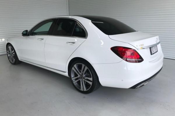 2018 Mercedes-Benz C-class W205 809MY C300 Sedan Image 3