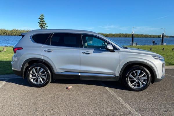 2018 MY19 Hyundai Santa Fe TM Elite Suv Image 2
