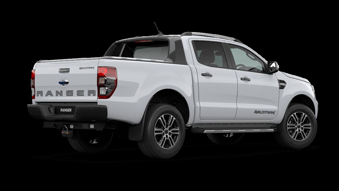 2019 MY20.75 Ford Ranger PX MkIII Wildtrak Utility Image 4