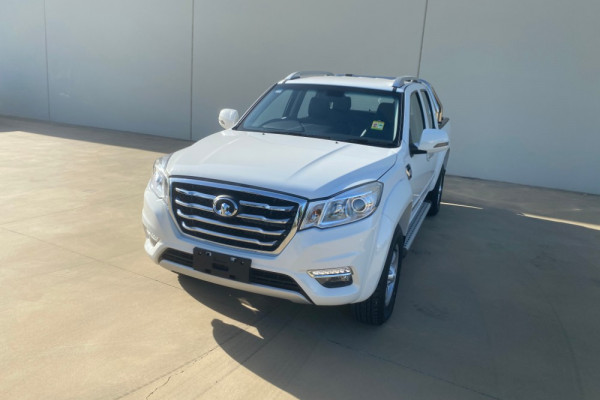 2018 Great Wall Steed NBP Dual Cab Diesel Utility Image 3