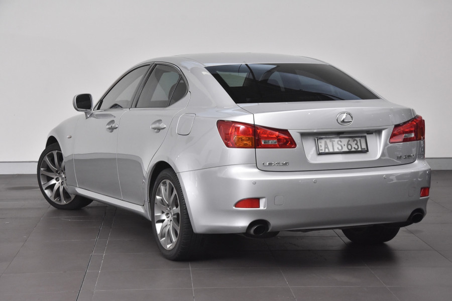 2007 Lexus Is Prestige