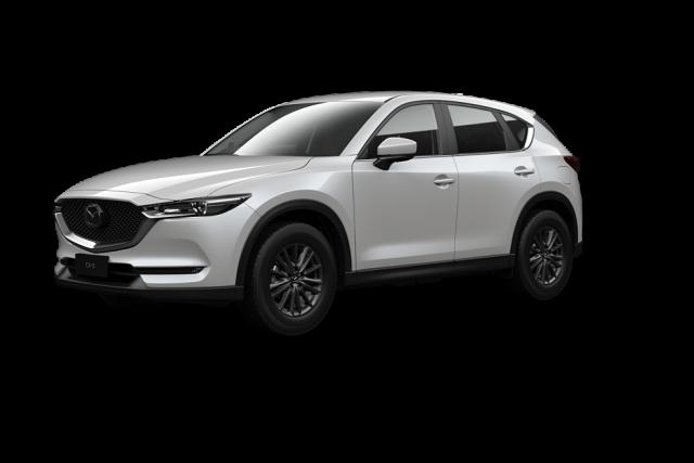 2021 MY20 Mazda CX-5 KF2W7A Maxx Sport Other