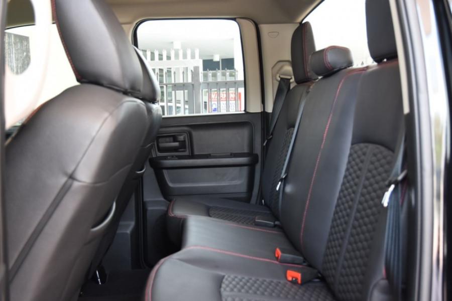 2019 Ram 1500 (No Series) Express Black Pack Utility crew cab
