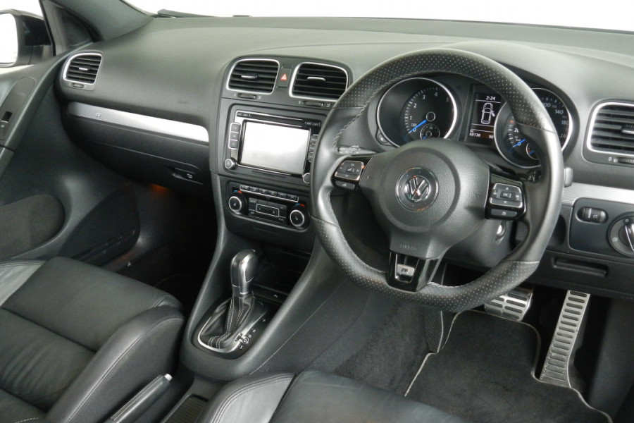 2011 Volkswagen Golf VI MY11 R Hatchback