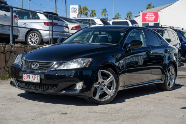 2008 Lexus Is GSE20R IS250 X Sedan