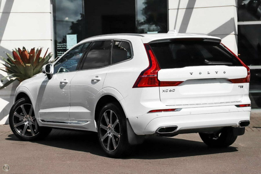 2020 MY21 Volvo XC60 UZ T5 Inscription Suv Image 5