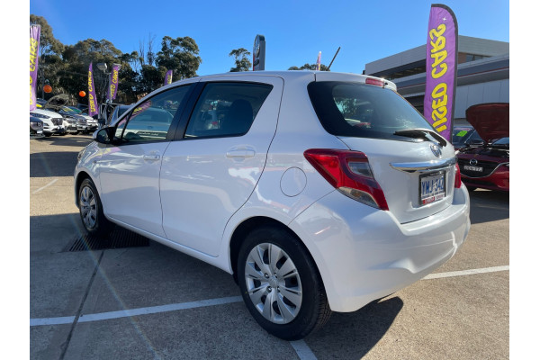 2016 MY15 Toyota Yaris NCP130R Ascent Image 5