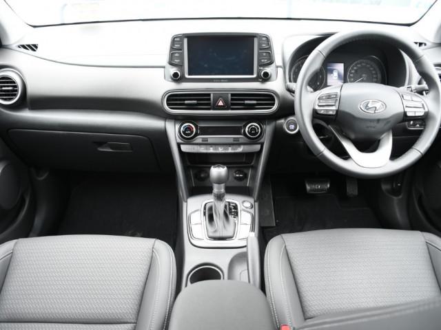 2019 MY20 Hyundai Kona OS.3 Elite Suv Image 8