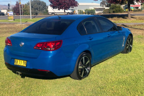 2014 Holden Commodore VF MY14 EVOKE Sedan