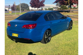 2014 Holden Commodore VF MY14 EVOKE Sedan Image 3