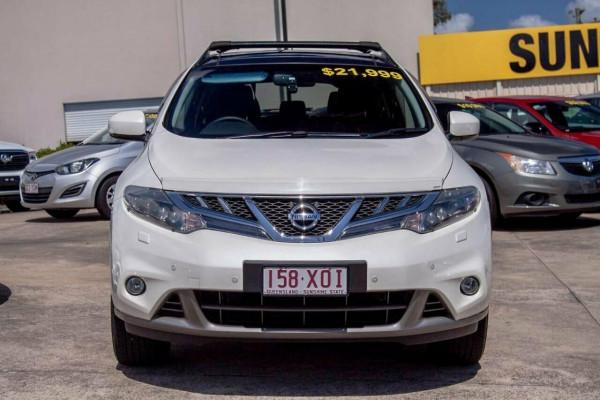 2014 Nissan Murano Z51 MY14 TI Wagon