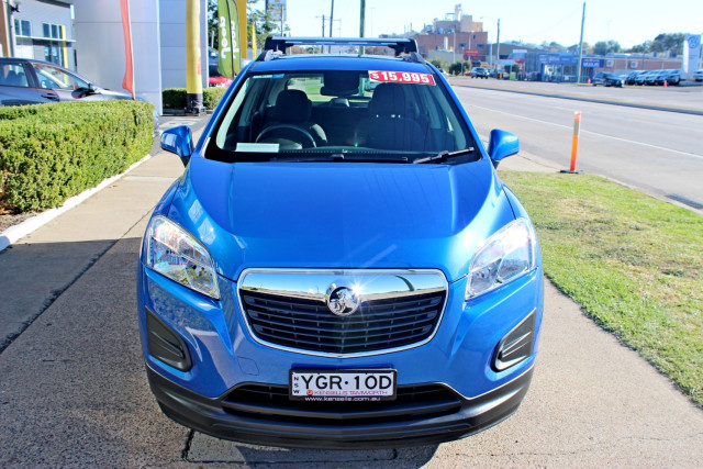 2016 Holden Trax TJ Active Suv Image 3