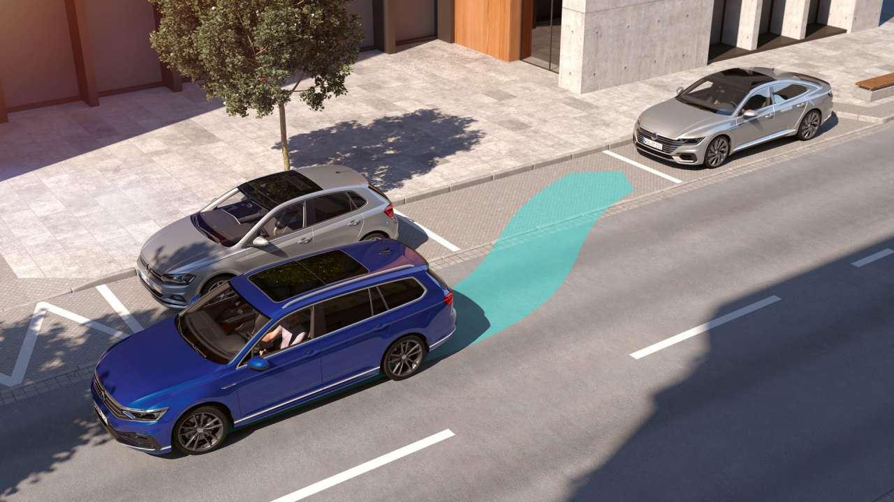 Your personal parking assistant Park Assist Image