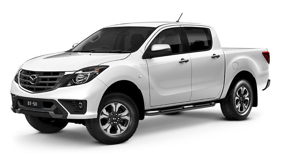 2020 Mazda BT-50 UR 4x2 3.2L Dual Cab Pickup XTR Utility