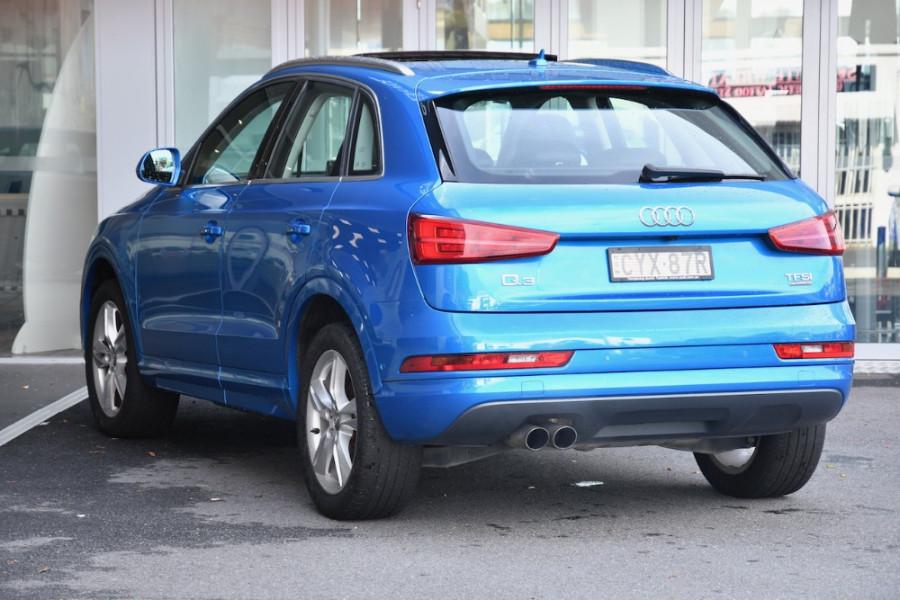 2015 Audi Q3 8U MY15 TFSI Suv