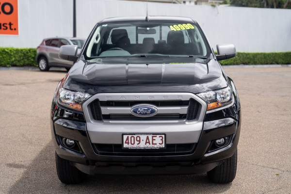2018 Ford Ranger PX MkII  XLS Utility Image 4