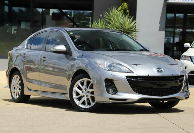 2012 Mazda 3 BL Series 2 SP25 Sedan