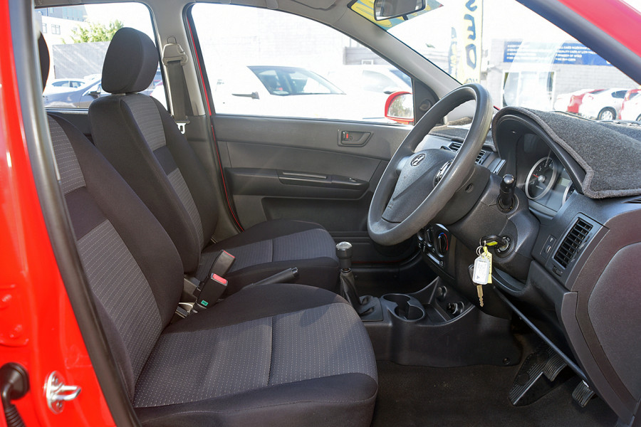2010 MY09 Hyundai Getz TB MY09 S Hatchback Mobile Image 12
