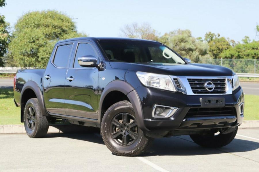 2016 Nissan Navara D23 RX Utility