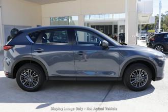 2021 Mazda CX-5 KF2W7A Maxx SKYACTIV-Drive FWD Sport Suv Image 2