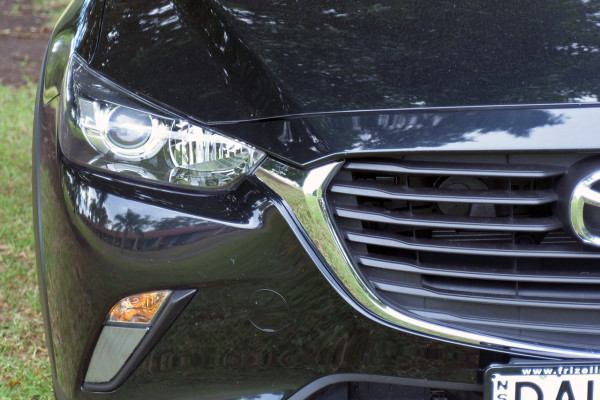 2015 Mazda CX-3 DK2W7A Maxx Suv Image 3