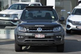 2019 MYV6 Volkswagen Amarok Canyon Canyon Utility Image 2