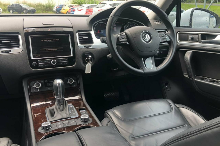 2013 Volkswagen Touareg 7P V6 TDI 4XMOTION Suv