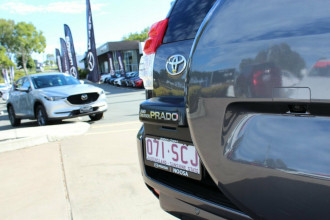 2012 Toyota Landcruiser Prado KDJ150R Altitude Suv Image 5
