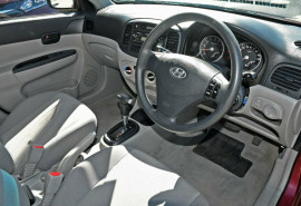 2007 Hyundai Accent MC MY07 S Sedan