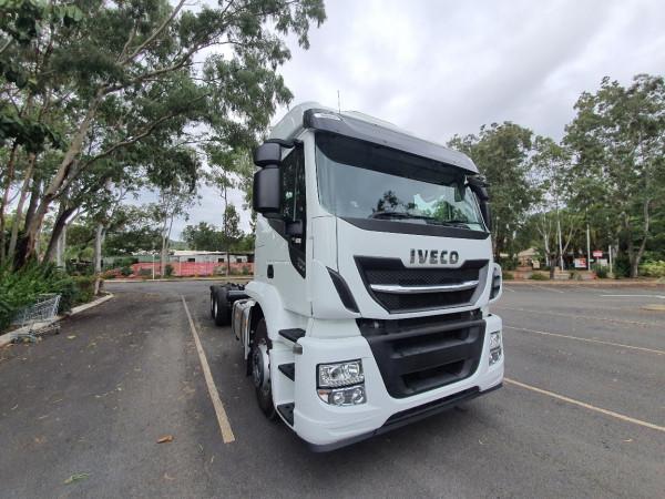 2019 Iveco X-way 6x4 Truck