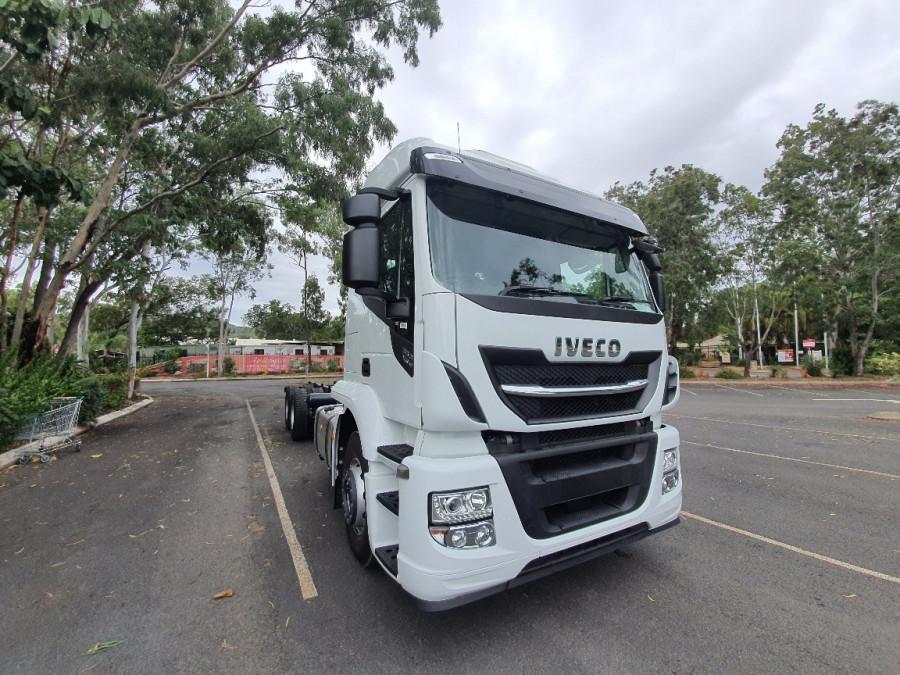 2019 Iveco X-way 6x4 Truck Image 1