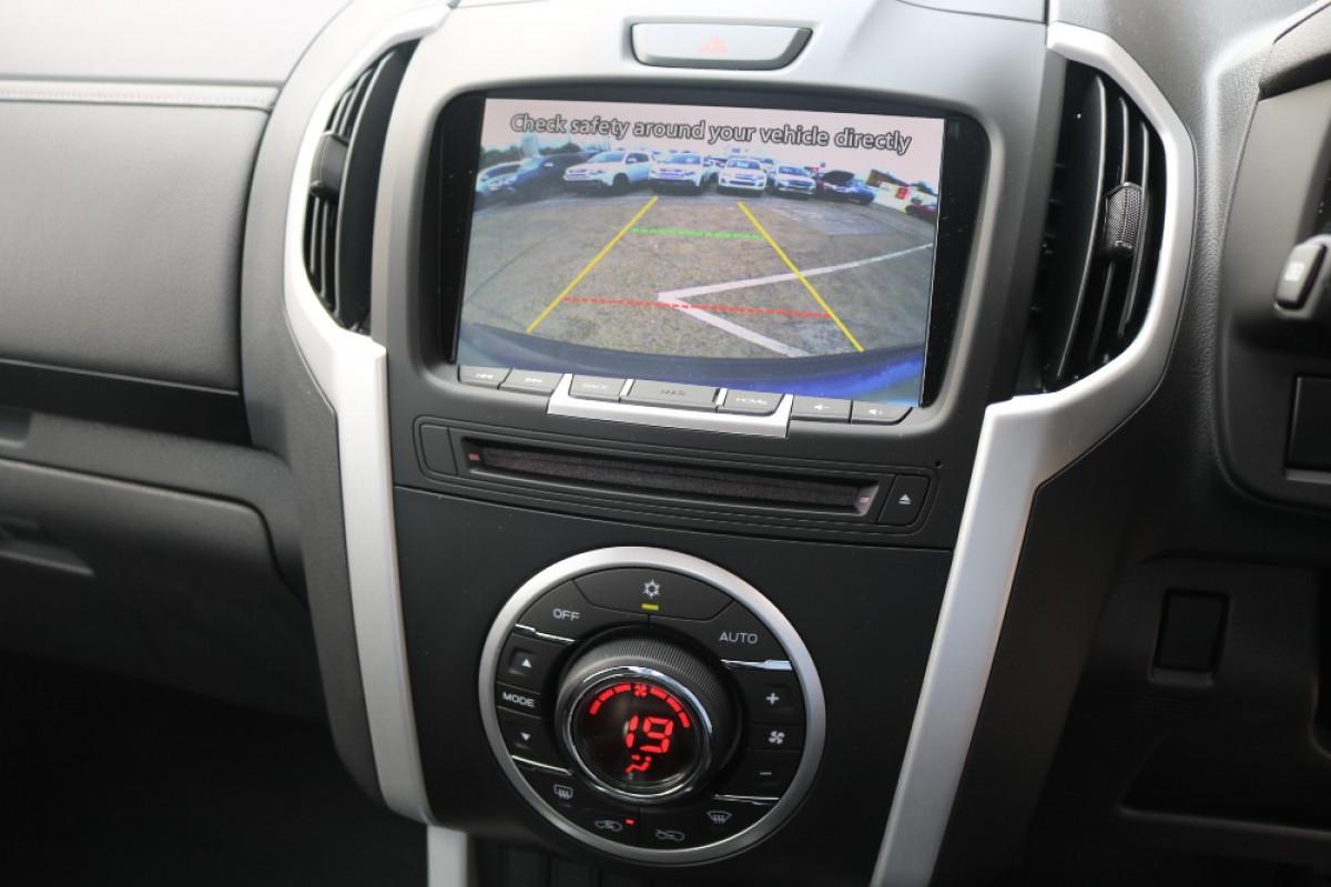 2019 Isuzu UTE D-MAX LS-U Space Cab Ute 4x4 Utility