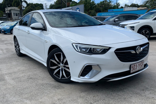 2018 Holden Commodore Sedan