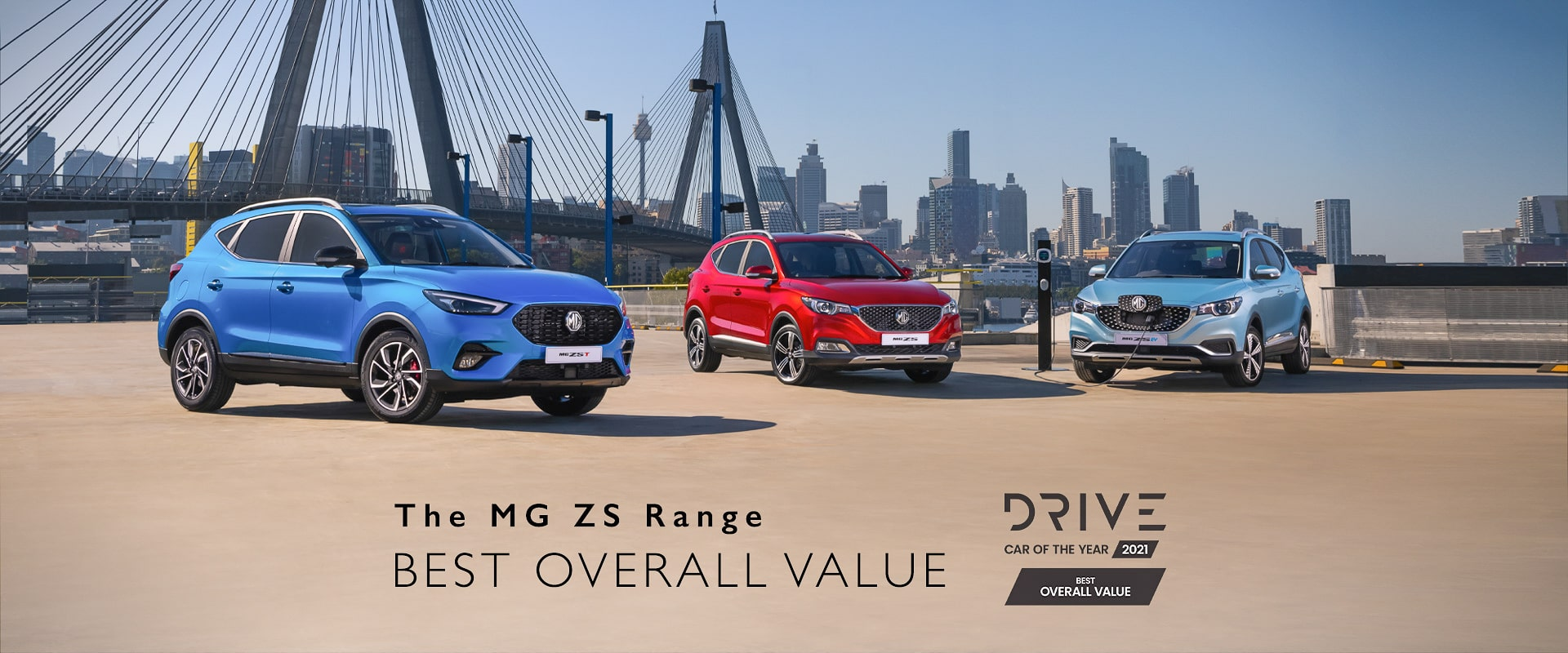 The MG ZS Range - Best Overall Value