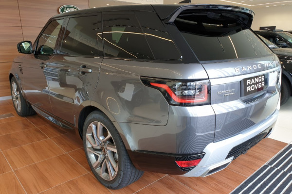 2019 MY19.5 Land Rover Range Rover Sport L494 HSE Suv Image 2