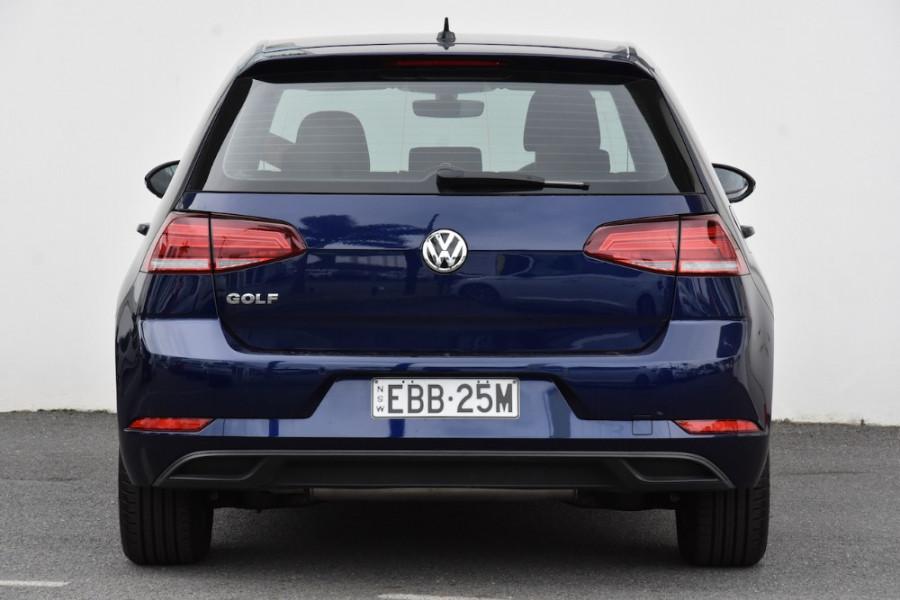 2018 MY19 Volkswagen Golf 7.5 MY19 110TSI Hatchback