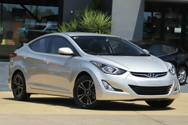 2014 Hyundai Elantra Active