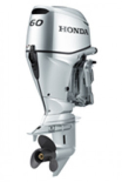New Honda Marine BF60 Power Thrust