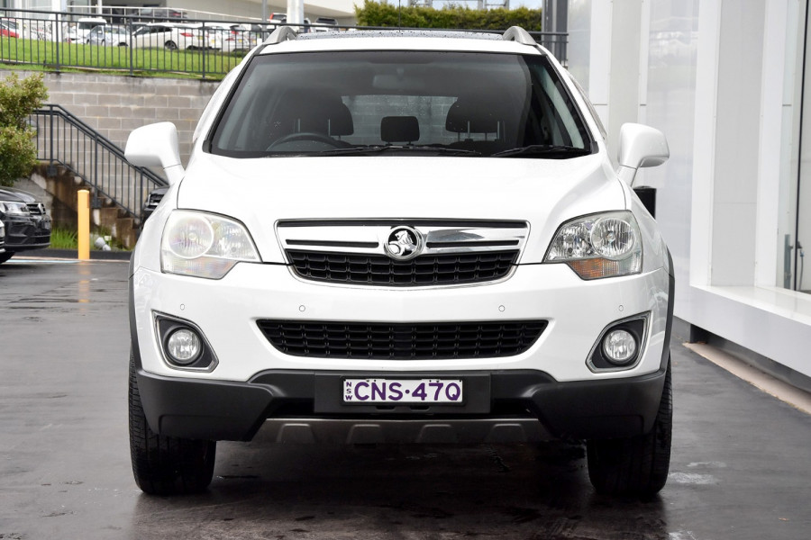 2013 Holden Captiva 5