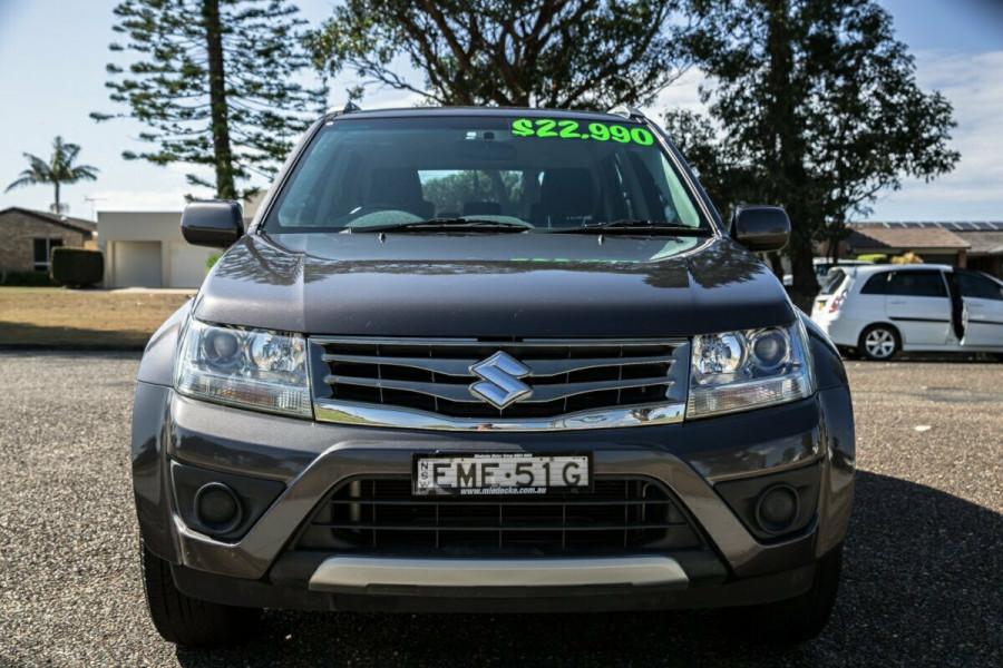 2015 Suzuki Grand Vitara JB Navigator Suv