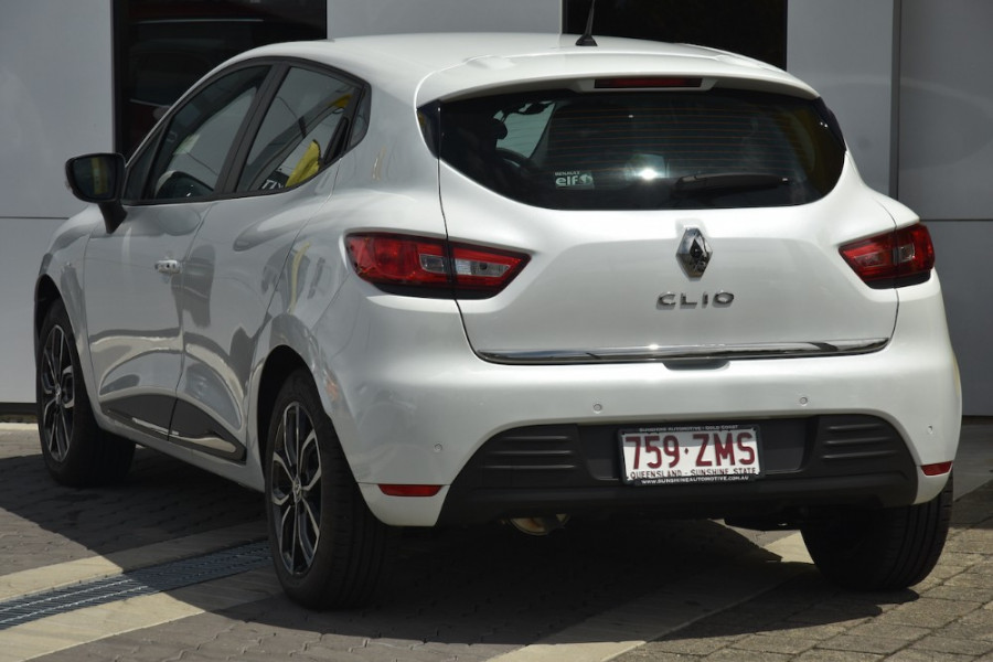 2018 MY19 Renault Clio IV B98 Phase 2 Life Hatch