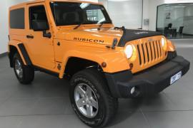 Jeep Wrangle Rubicon JK