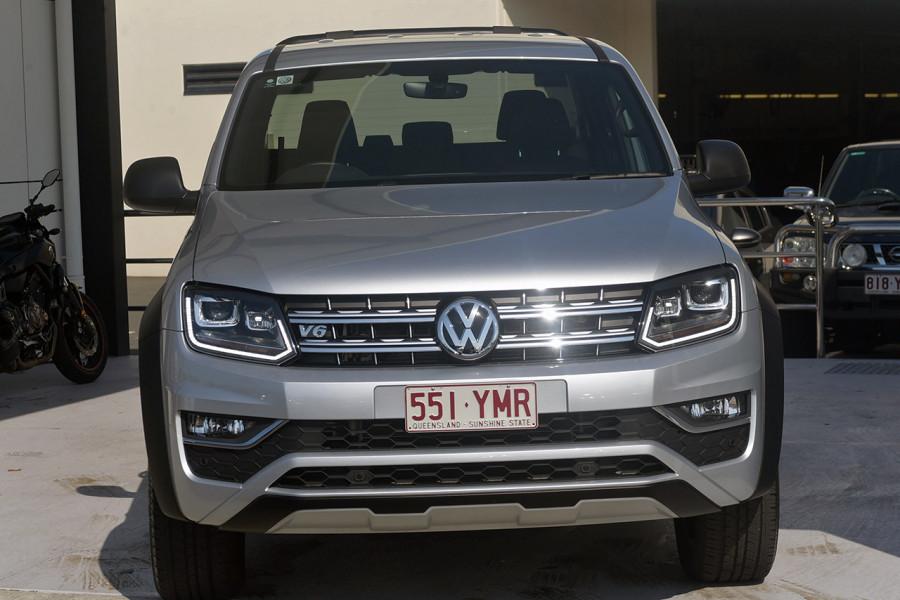 2018 Volkswagen Amarok 2H MY18 TDI550 Ute