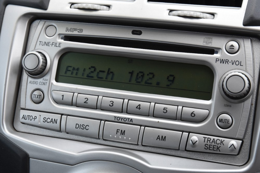 2006 Toyota Yaris NCP91R YRS Hatchback Image 14