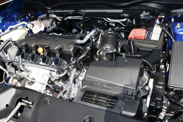 2018 Honda Civic Sedan 10th Gen VTi Sedan