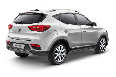 2021 MG ZS AZS1 Excite Suv Image 3