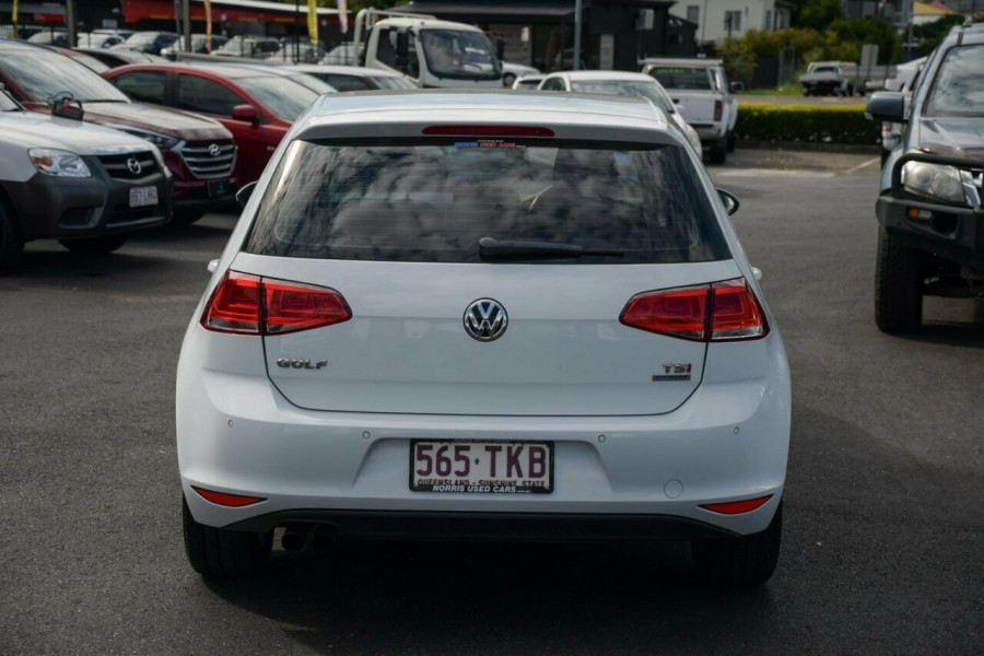 2013 MY14 Volkswagen Golf VII MY14 90TSI DSG Hatchback