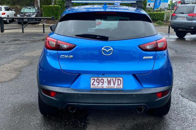 2016 Mazda CX-3 DK2W7A sTouring Suv Image 4